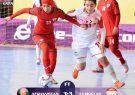 تیم فتسال ۱۹ سال افغانستان با تاجکستان ۳ بر ۳ مساوی کرد
