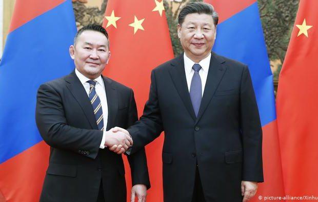 رییس جمهور مغولستان بعد از سفر چین تا ۱۴ روز قرنطین شد