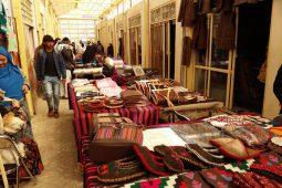 نمایشگاه صنایع دستی دومین جشنواره زمستانی بامیان