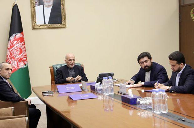 رییسجمهور غنی: افغانستان به عمق استراتیژیک کشورها قرار نمیگیرد
