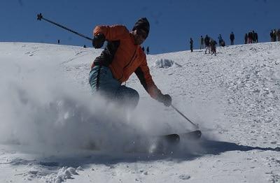 آغاز دومین جشنوارۀ گردشگری زمستانی در بامیان