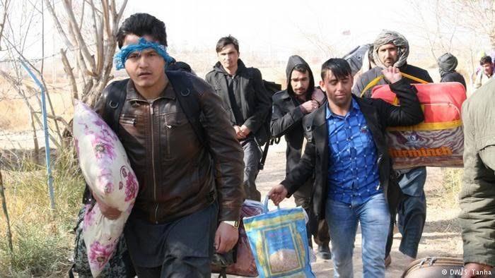مهاجرتهای داخلی در افغانسـتان علل و پیامدها