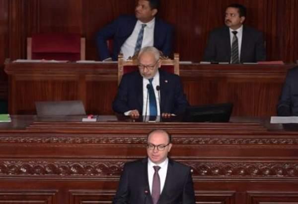 دولت جدید تونس رأی اعتماد گرفت