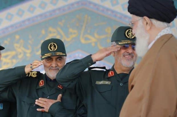 جمهوری اسلامی بعد از سلیمانی