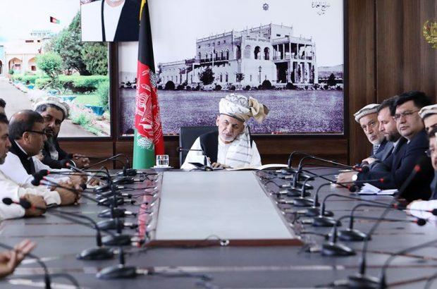 صلحی پذیرفتنی است که منجر به پایان جنگ در افغانستان شود