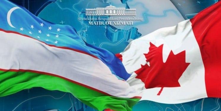 افغانستان محور گفتگوی وزرای امور خارجه ازبکستان و کانادا