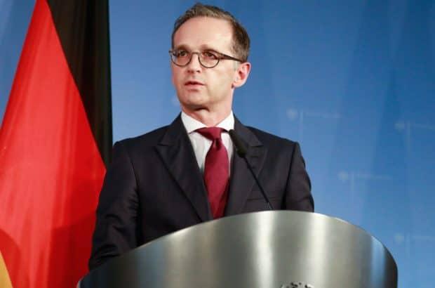 وزیر خارجه آلمان: چین ابرقدرت آینده است