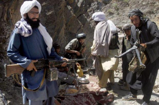 یک فرمانده قطعه سرخ گروه طالبان در فاریاب کشته شد