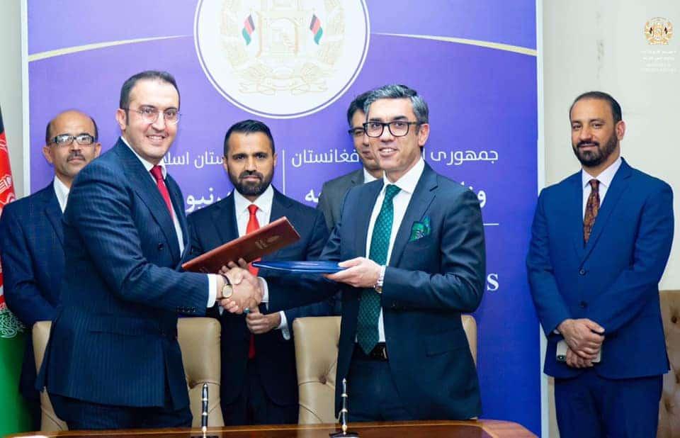 خدمات قونسلی وزارت امور خارجه از طریق افغان پُست انجام میشود