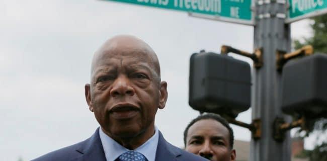 رهبر جنبش حقوق مدنی سیاهان امریکا درگذشت