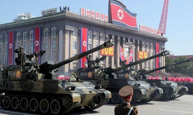 در بزرگترین رژه نظامی کوریایی شمالی چه میگذرد؟