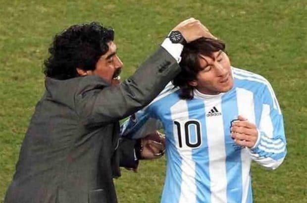 مارادونا؛ اسطوره فوتبال آرژانتینی درگذشت