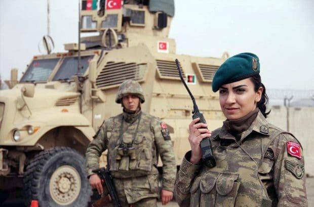 ترکیه ماموریت نیروهای خود در افغانستان را تمدید کرد