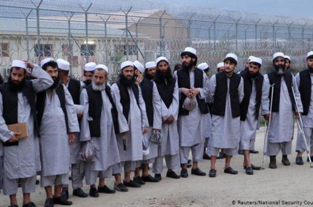 گروه طالبان میخواهند هفت هزار زندانی دیگر شان نیز آزاد شوند