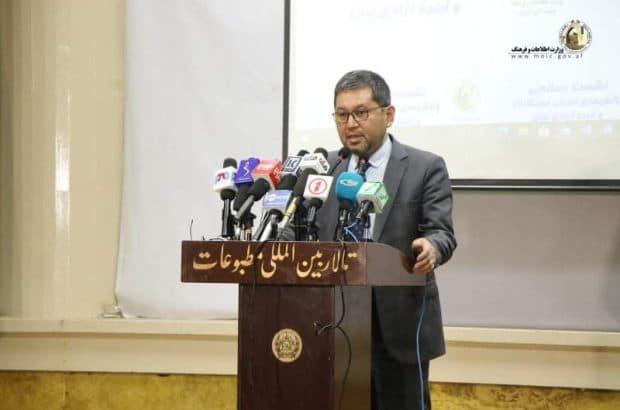 محمد طاهر زهیر : مسوولان امنیتی فضای امن برای خبرنگاران و رسانهها را فراهم کنند