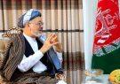 محمدکریم خلیلی به اسلام آباد رفت