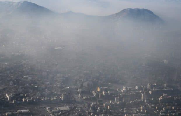 وزارت صحت، آلودگی هوا در سال ۲۰۲۰ تقریبا ۵ هزار نفر را در افغانستان کشته است