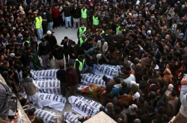 داعش مسئولیت حمله به هزارههای پاکستان را بر عهده گرفت