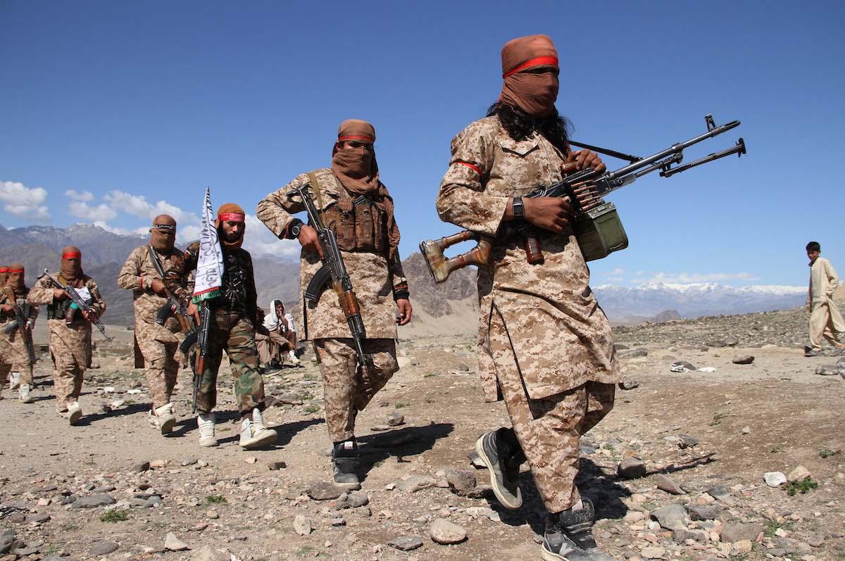 چرا چین از خروج امریکا از افغانستان می ترسد؟