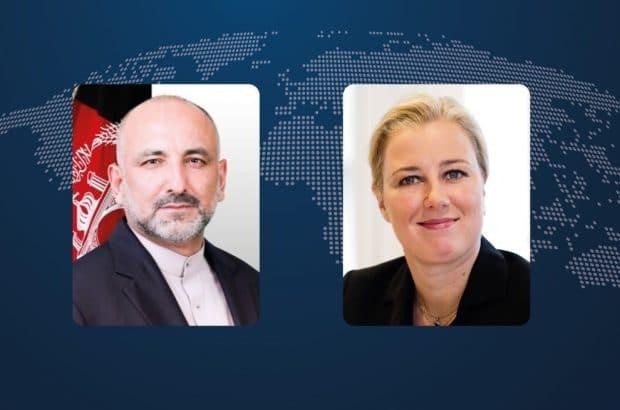 حمایت اتحادیۀ اروپا از پیشرفت روند صلح افغانستان