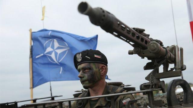 کشورهای عضو نا ترس داردن که به از دست دادن افغانستان  به ضعیف بودن متهم شوند