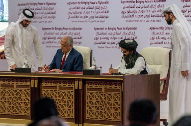 امریکا در دو راهی جنگ و صلح افغانستان