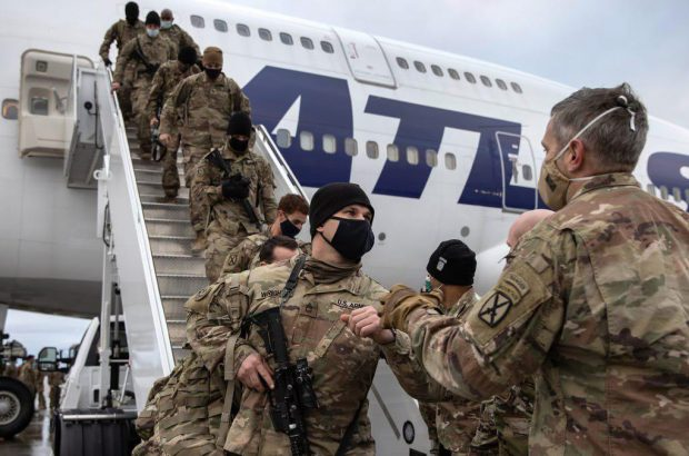 فرماندهان امریکایی؛ ترک افغانستان میتواند هرج و مرج ایجاد کند