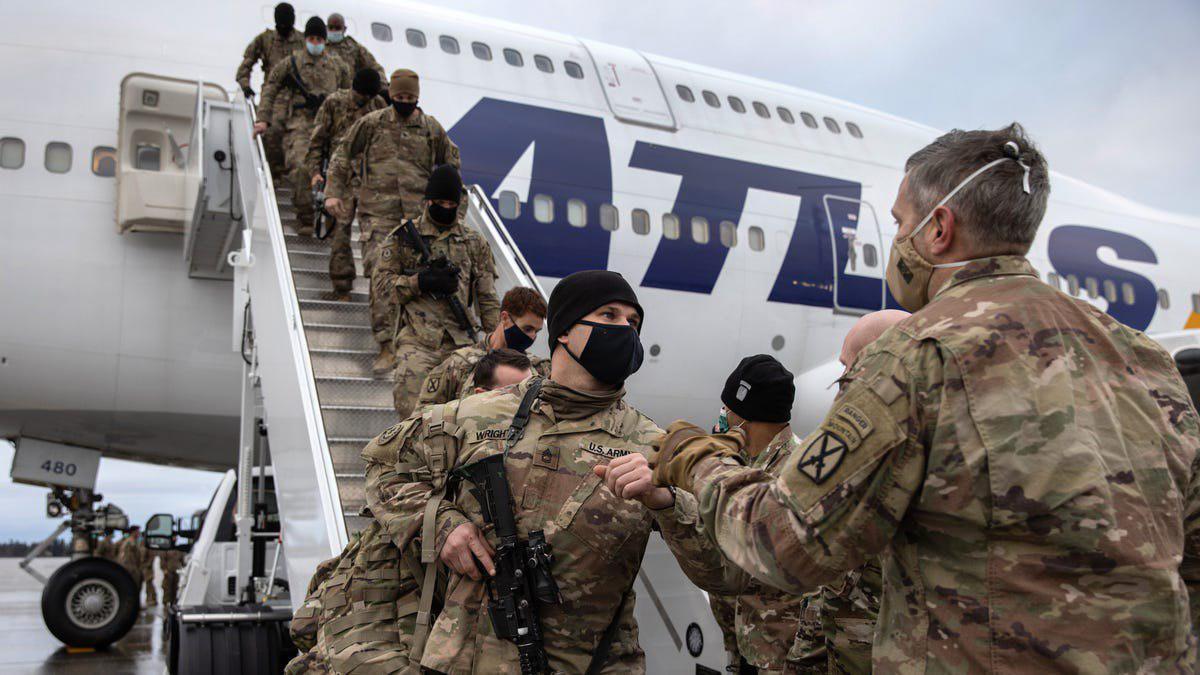 """اگر امریکایی ها خواهان صلح پایدار در افغانستان هستند، ما باید تا اول ماه می آنجا را ترک کنیم!"""""""