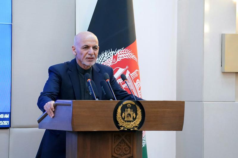 رئیس جمهور افغانستان می گوید آماده گفتگو در مورد انتخابات برای پیشبرد مذاکرات با طالبان است