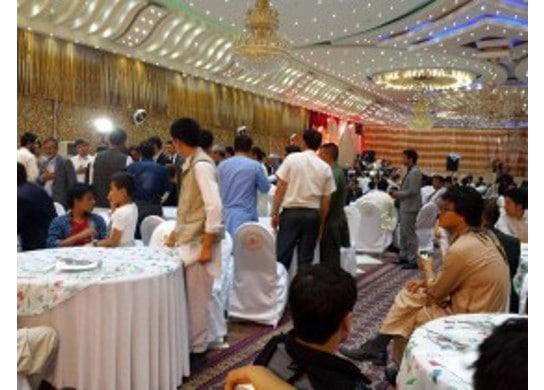 دو تن شاه و عروس در سرک اول دهبوری ناحیه سوم کابل به قتل رسیدند