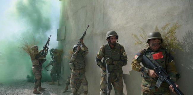 طالبان خواستار توقف عملیات نظامی در قندهار و بدخشان شد