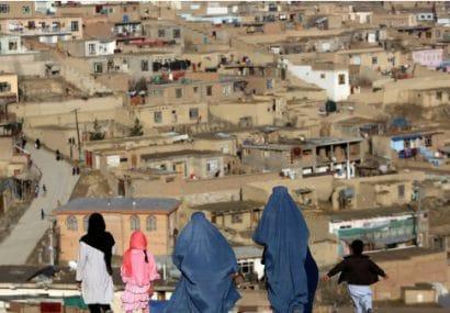 زندگی زنان در سایه امارت طالبان