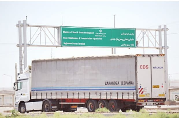 مرز اسلام قلعه به روی مسافران مسدود شد