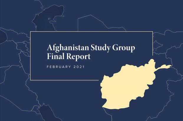 گزارش نهایی گروه مطالعه افغانستان: راهی برای صلح در افغانستان