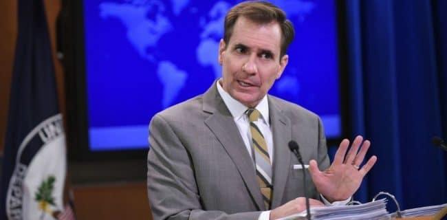 امریکا متعهد برای پیدا کردن راهحل سیاسی در افغانستان است