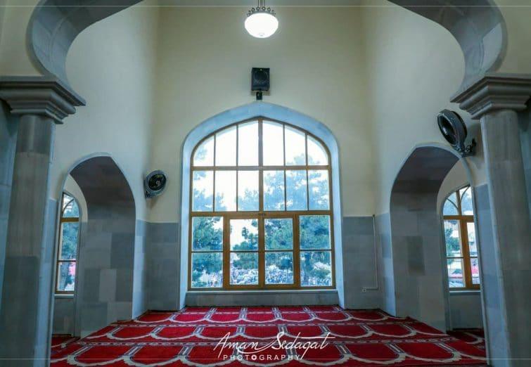 مسجد پل خشتی شهر کابل