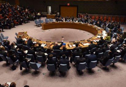 گفت گو درباره محکومیت طالبان در شورای امنیت سازمان ملل